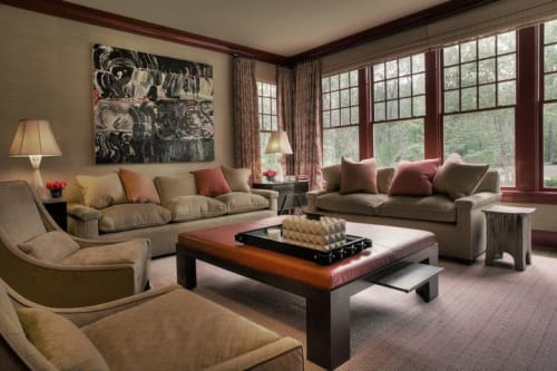 Interior Design by Jeffrey Parker Interiors seen at Private Residence, East Hampton - East Hampton - Contemporary