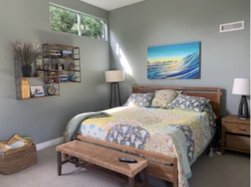 Paintings by Drica Lobo Art seen at Private Residence, Redondo Beach - Pacific Light