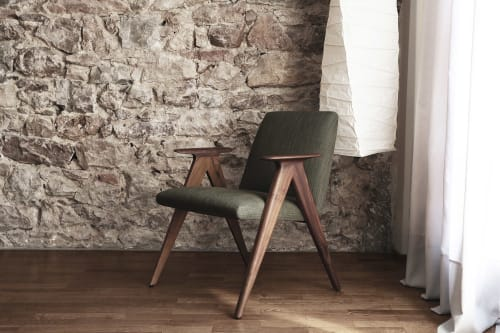 Chairs by STUA seen at Private Residence, San Sebastián - Libera armchair
