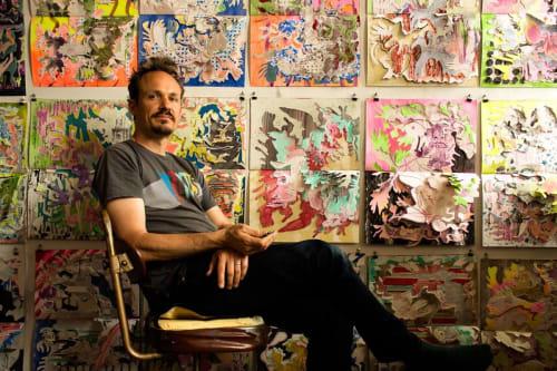 Julien Gardair - Art and Public Sculptures