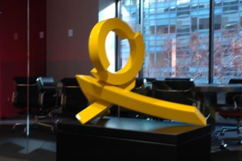 Art Curation by Rob Lorenson seen at Washington DC, Washington - Yellow Rhythm