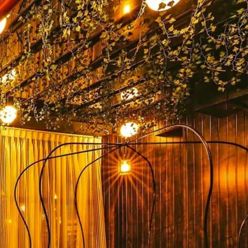 Interior Design by Saachi Marwah Rana seen at Pause Brewery Pub, Gurugram - Interior Design