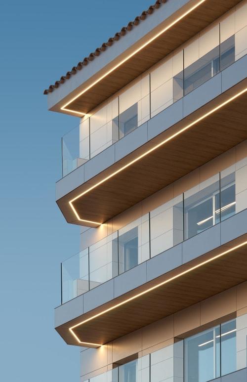 Interior Design and Lighting by Minimal Studio
