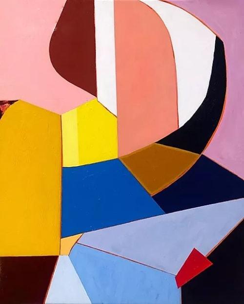 Paintings by Elisa Gomez Art seen at The Crown, Breckenridge - Canopy XXIII