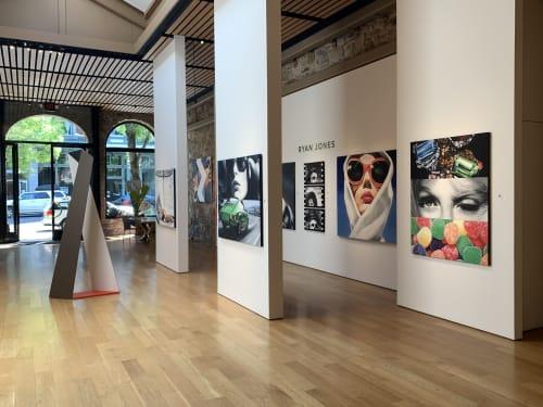 Ryan Jones - Art Curation and Architecture & Design