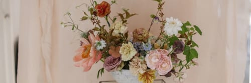 Gather and Assemble - Floral Arrangements and Planters & Garden