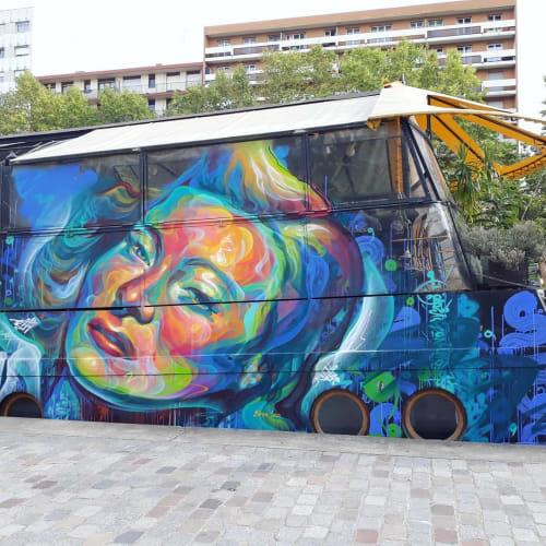 Sema Lao - Art and Street Murals