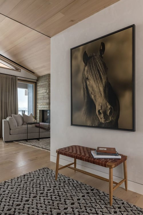 Interior Design by CLB Architects seen at Caldera House, Teton Village - Pacana