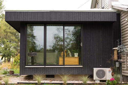 Architecture by Eugene Stoltzfus seen at Private Residence, Port Republic - The Via Harwick Addition