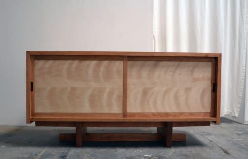 Furniture by Kanna Woodcraft seen at Creator's Studio, Oakland - Credenza