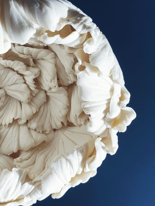 Art & Wall Decor by Ceramicsmix seen at Private Residence, London - Decorative ceramic piece
