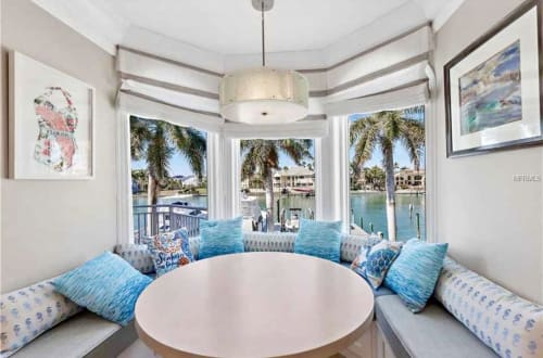 Terra Verde home | Interior Design by Pamela Iannacio/ Addison and Company