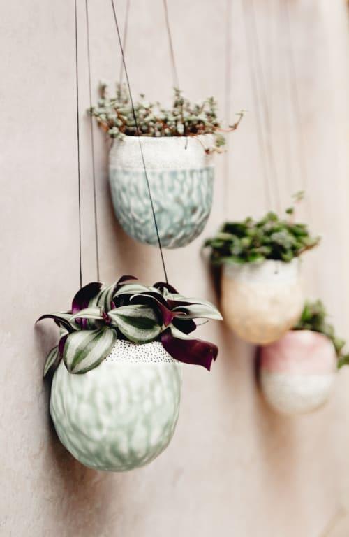 Vases & Vessels by Birkelund Boutique seen at Almind, Almind - Hanging Planters