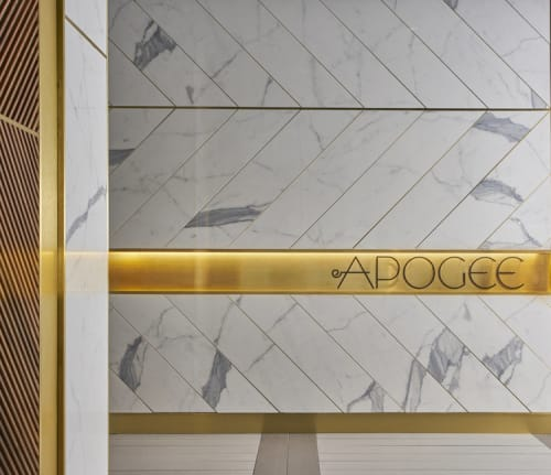 Interior Design by blocHaus at Apogee, Chicago - Interior Design