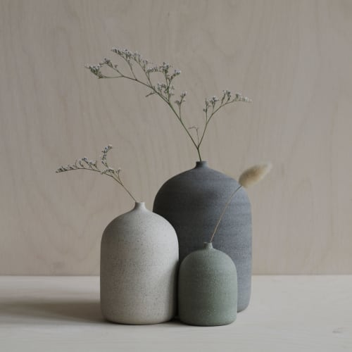 Vases & Vessels by Ghost Wares seen at Ghost Wares, Abbotsford - Bud Vase