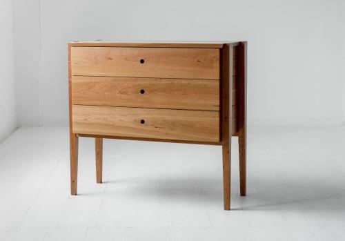 Furniture by Studio Moe seen at Creator's Studio, Portland - Oslo Dresser in American Cherry