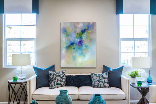 Paintings by Barfoot Fine Arts seen at Private Residence, Nashville - Ladywell