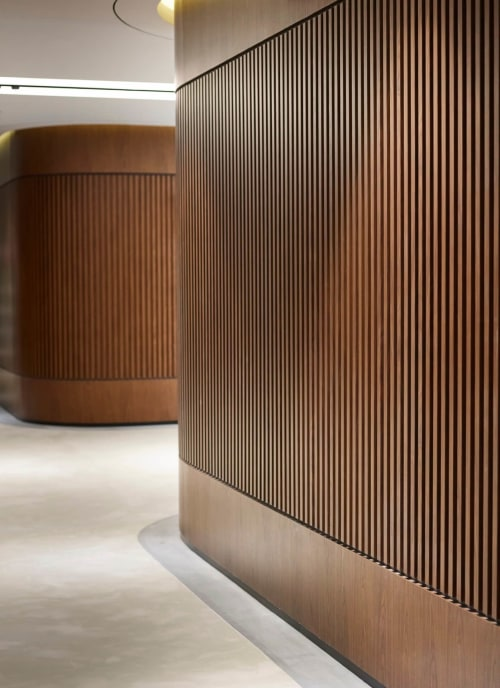 Interior Design by Swiss Bureau Interior Design seen at Conference Center, University Of Dubai, Dubai - Interior Design