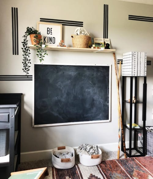 Art & Wall Decor by Kenna Sato Designs seen at Holly | Calling All Creators - Line Wall Decals