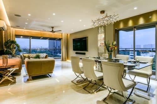 Interior Design by Navin Nisar seen at Private Residence, Mumbai - Mansion