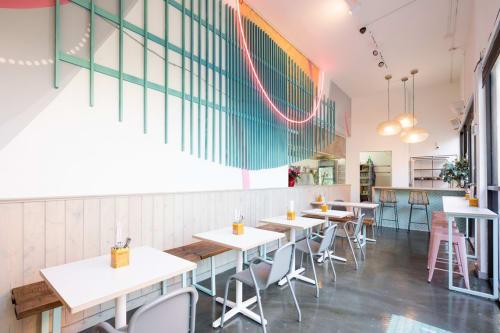 Art & Wall Decor by Erik Otto at Nyum Bai, Oakland - Sequence