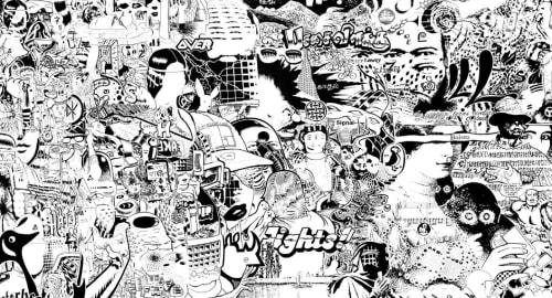 Tim Barnard - Murals and Art