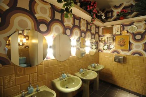 Interior Design by Dawnvale Group seen at United Kingdom - Reds True BBQ - Nationwide