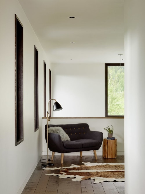 Interior Design by CLB Architects seen at Private Residence, Jackson - Shooting Star