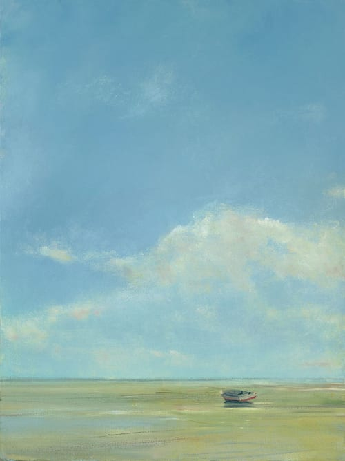 Art & Wall Decor by YJ Contemporary seen at East Greenwich, East Greenwich - Anne Packard 'Waiting""