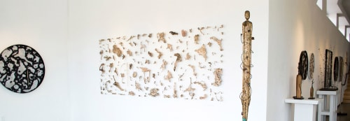 Jennyfer Stratman - Sculptures and Public Sculptures