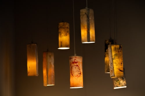 Pendants by Sarah Tracton seen at Sydney, Sydney - Space Gallery, Sydney