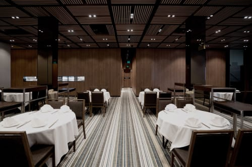 Interior Design by Paring Onions seen at Sydney, Sydney - Golden Century Wine Bank