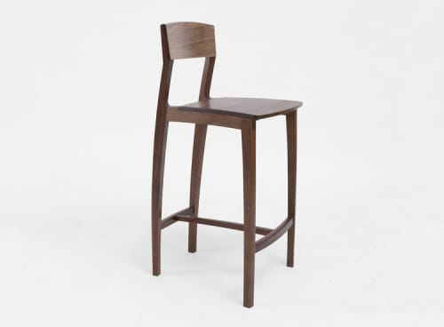 Chairs by Reed Hansuld at Reed Hansuld Fine Furniture, Brooklyn - Bar Stool No. 7
