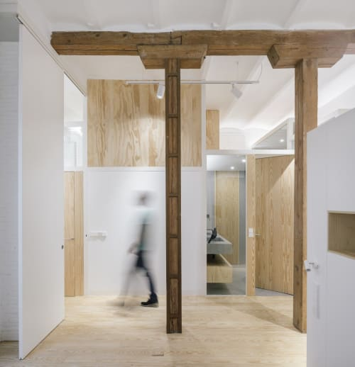 Architecture by Zooco Estudio seen at Private Residence, Madrid - JHouse