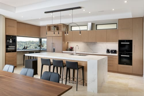 Furniture by Dekton by Cosentino seen at Private Residence, Lesmurdie, Lesmurdie - Furniture