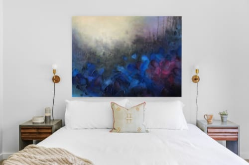Paintings by Tiffany Reid Art seen at Vancouver, Vancouver - Mazarine