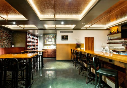 The Beer Hall, Bars, Interior Design