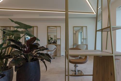 Lighting Design by TAL - Technical Architectural Lighting seen at Nelson Hair Team, Destelbergen - Lighting Design