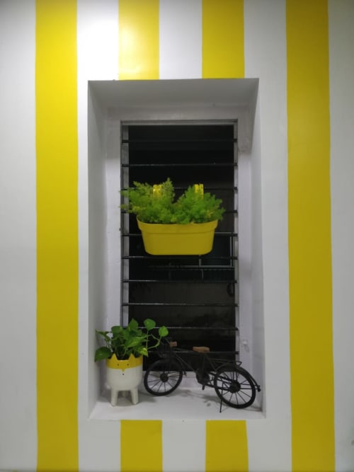 Interior Design by Co-Exist Architectural Practices seen at Noise and Grains Pvt Ltd., Chennai - NOISE AND GRAINS