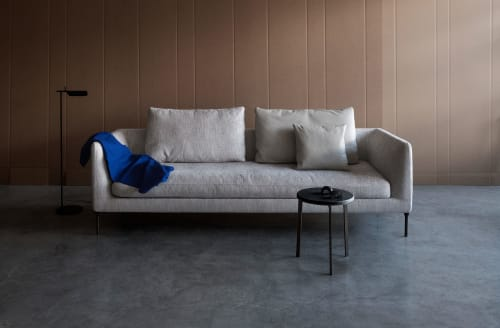 Couches & Sofas by Niels Bendtsen seen at Private Residence, Vancouver - Delta couch