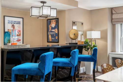 The Lexington Hotel, Autograph Collection, Hotels, Interior Design