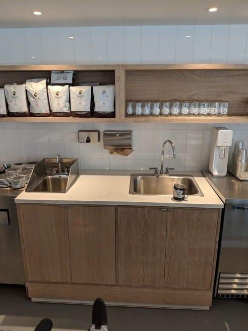 Interior Design by eSSa Studios seen at Klatch Coffee Franklin, San Francisco - Klatch Coffee