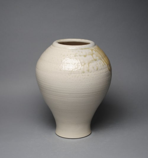 Vases & Vessels by John McCoy Pottery seen at Creator's Studio, West Palm Beach - Vase Soda Fired S 47