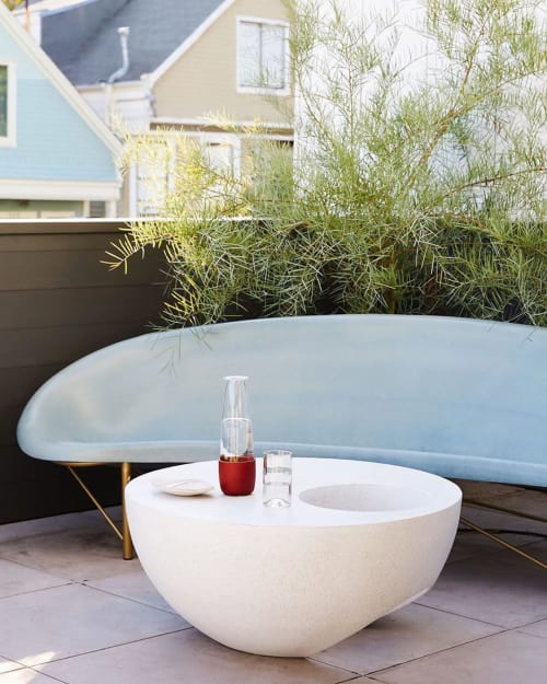 Couches & Sofas by Galanter & Jones seen at Private Residence, Los Angeles - Helios Lounge