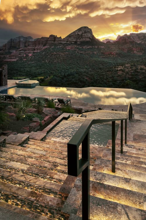 Interior Design by Design Directives seen at Private Residence, Scottsdale - Sedona