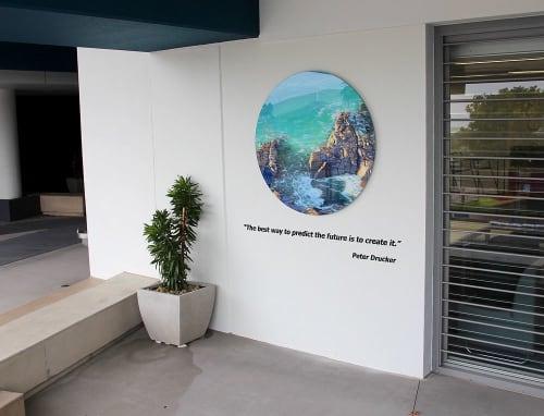 Art Curation by Scott Christensen Original Artwork seen at Taylor Road, Sheldon - Scott Christensen