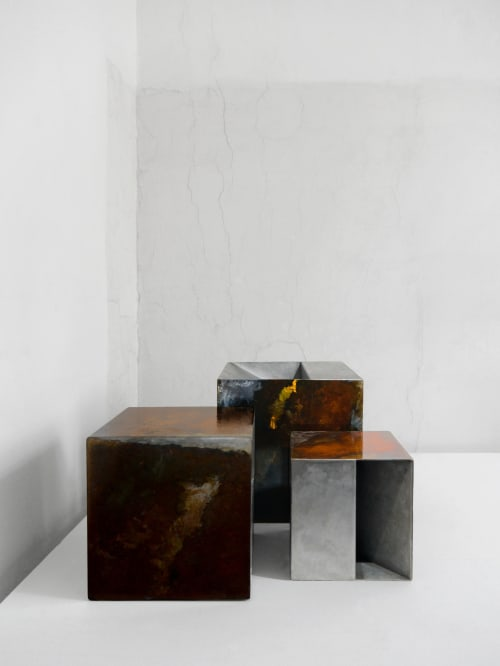 Tables by Baker Street Boys London - THE BOX Tables