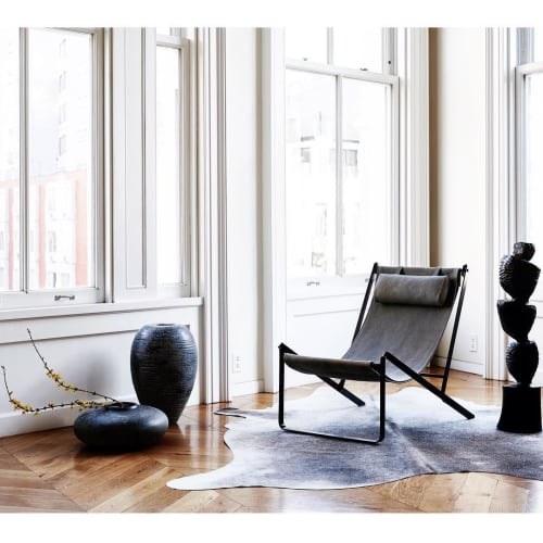 Chairs by Roman and Williams Guild seen at Roman and Williams Guild, New York - Sling Chair