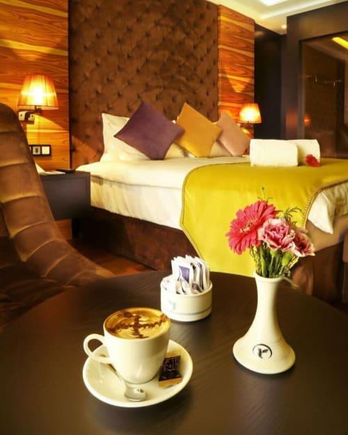Interior Design by PALISANDER GROUP seen at Homa Hotel, Tehran - Homa Hotel