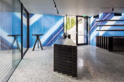Interior Design by destilat Design Studio GmbH seen at Private Residence - Stiftsbrauerei Schlägl